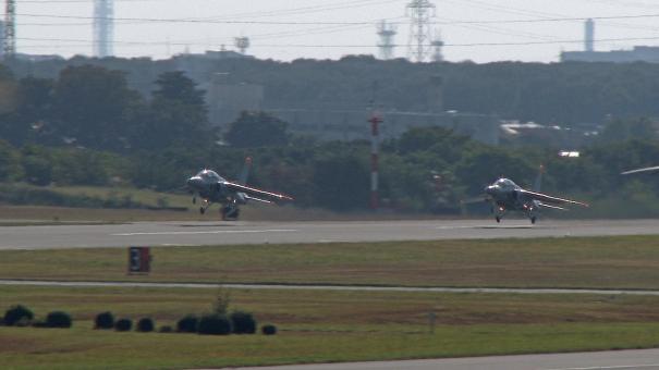 T-4練習機(入間基地航空祭2016)