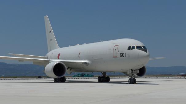 KC-767空中給油・輸送機